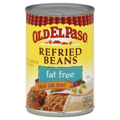 Refried Beans / Refritos | La Comprita
